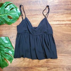 Brandy Melville Black Camisole